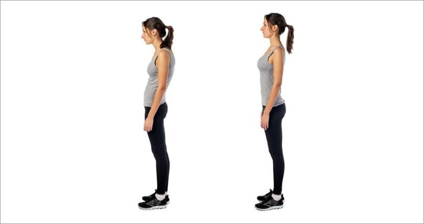 Orientações posturais